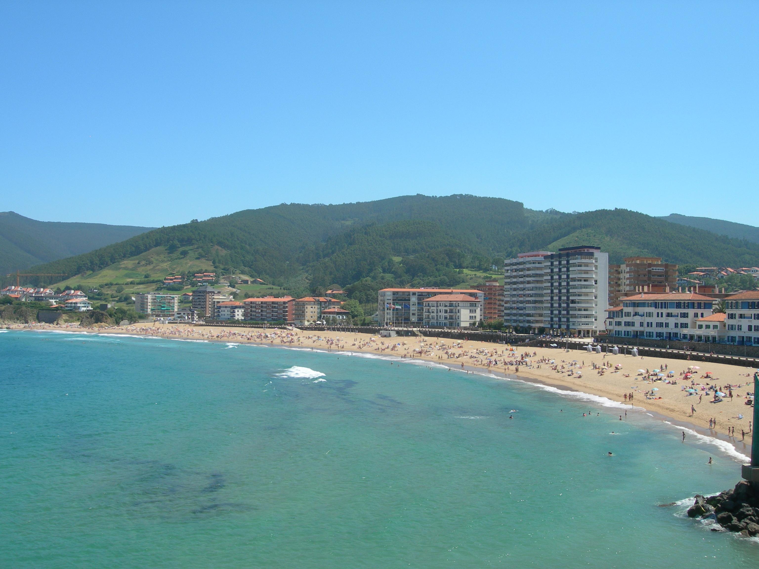 Playa Bakio