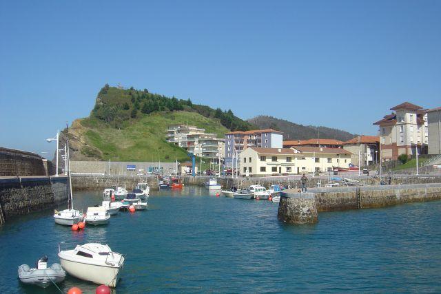 Foto playa Armintza / Armintzekoalde. Armintza (kaiaren babesa)