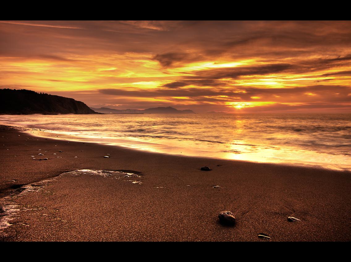 Foto playa Barrika. Barrika
