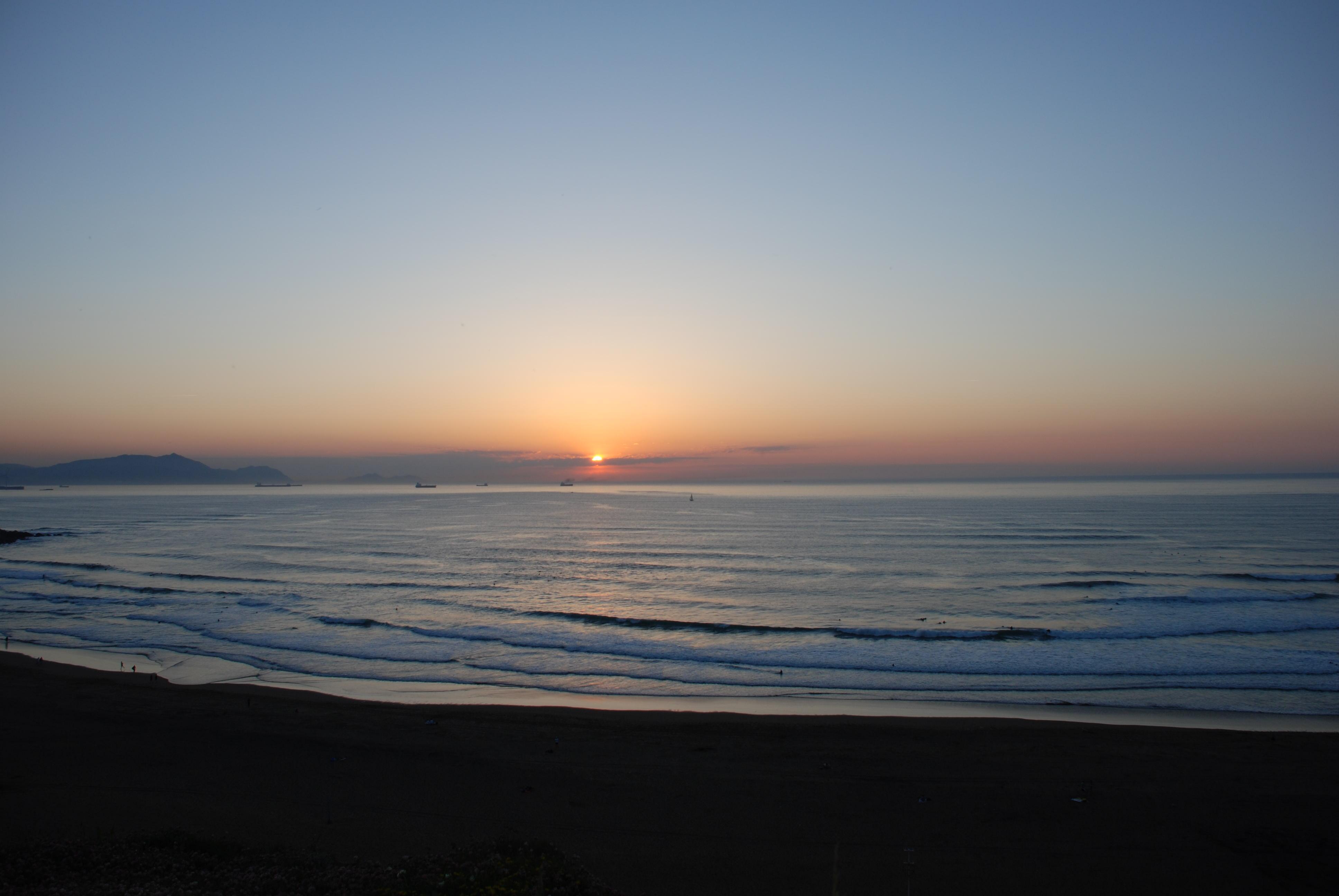 Foto playa Meñakoz. Playa