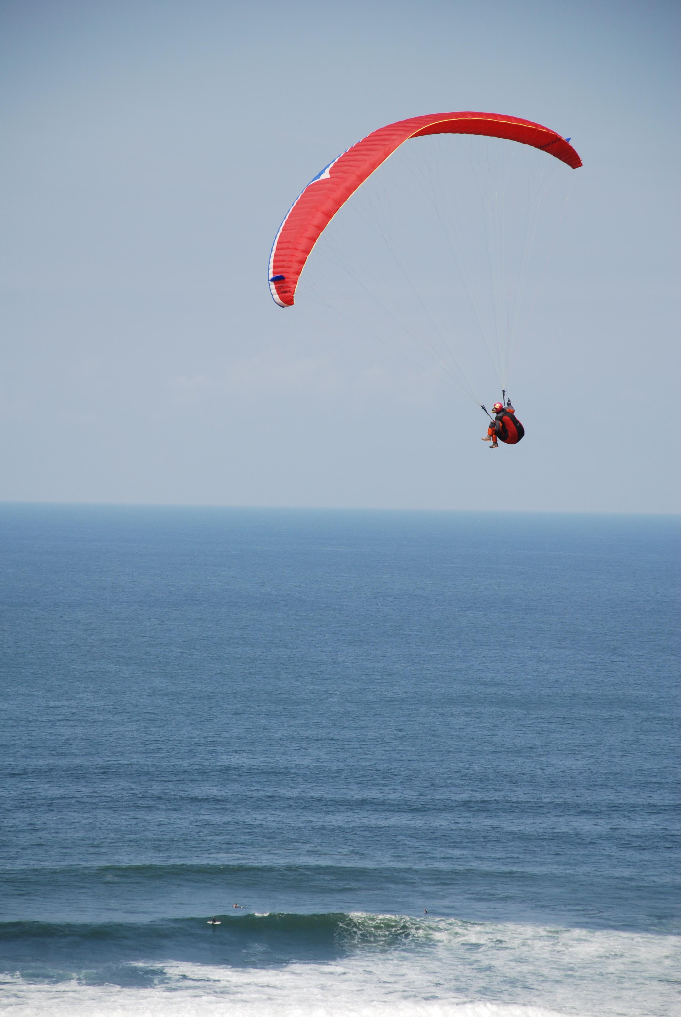 Foto playa Arrietara- Atxabiribil / Sopelana. Sobrevolando Sopelana
