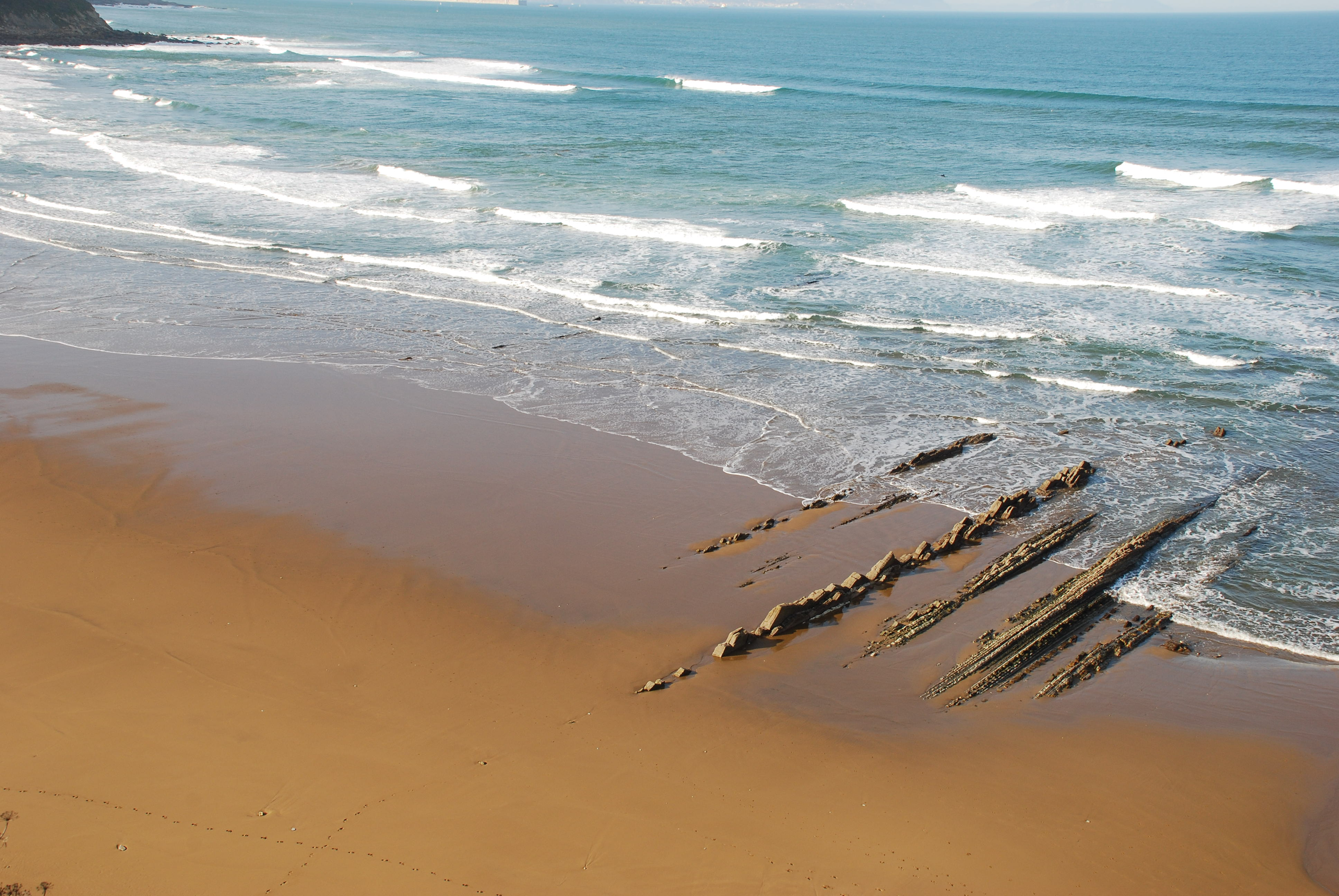 Foto playa Arrietara- Atxabiribil / Sopelana. Playa Sopelana
