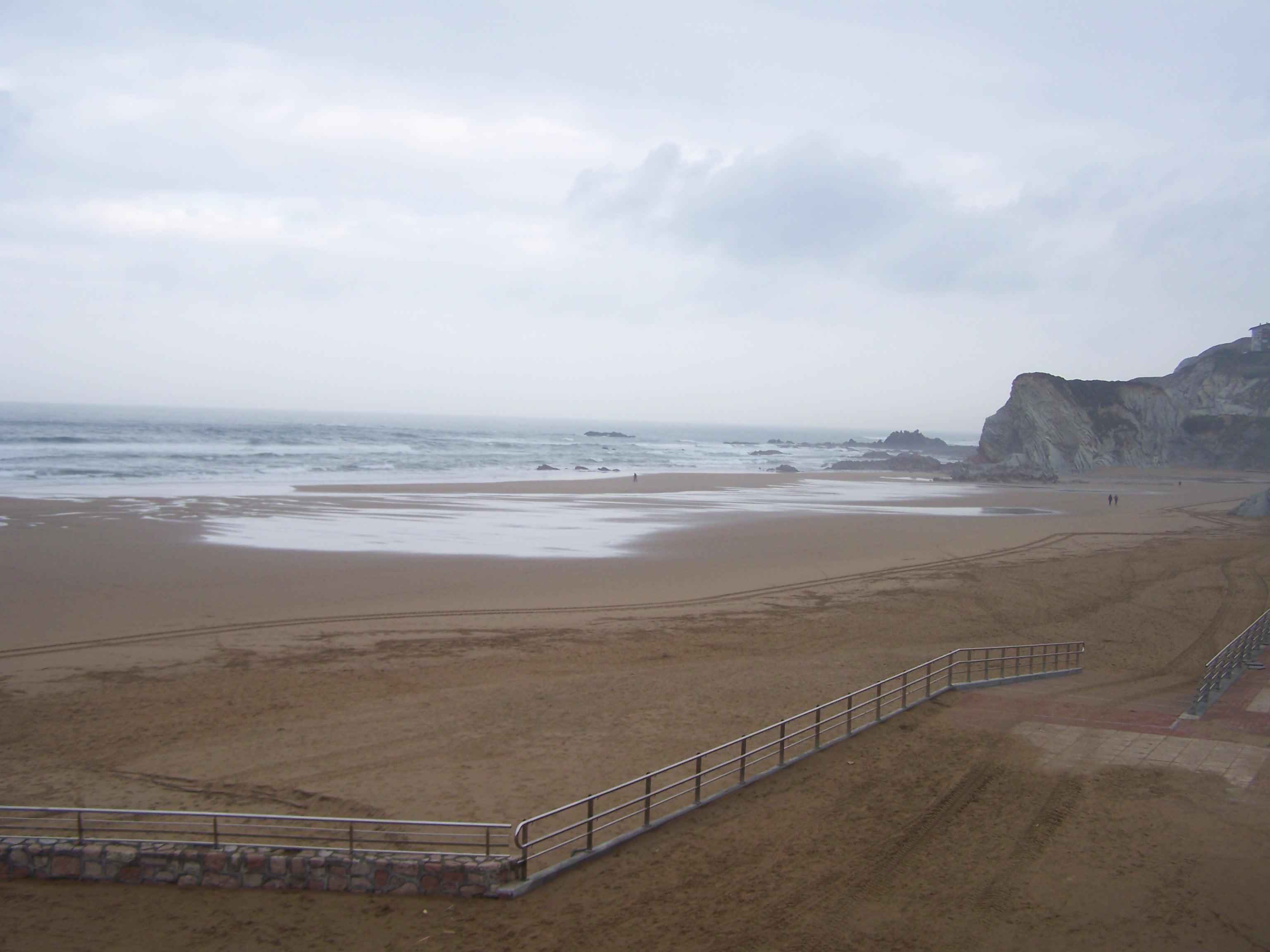 Foto playa Arrietara- Atxabiribil / Sopelana. Playa de Arrietarra(Sopelana)