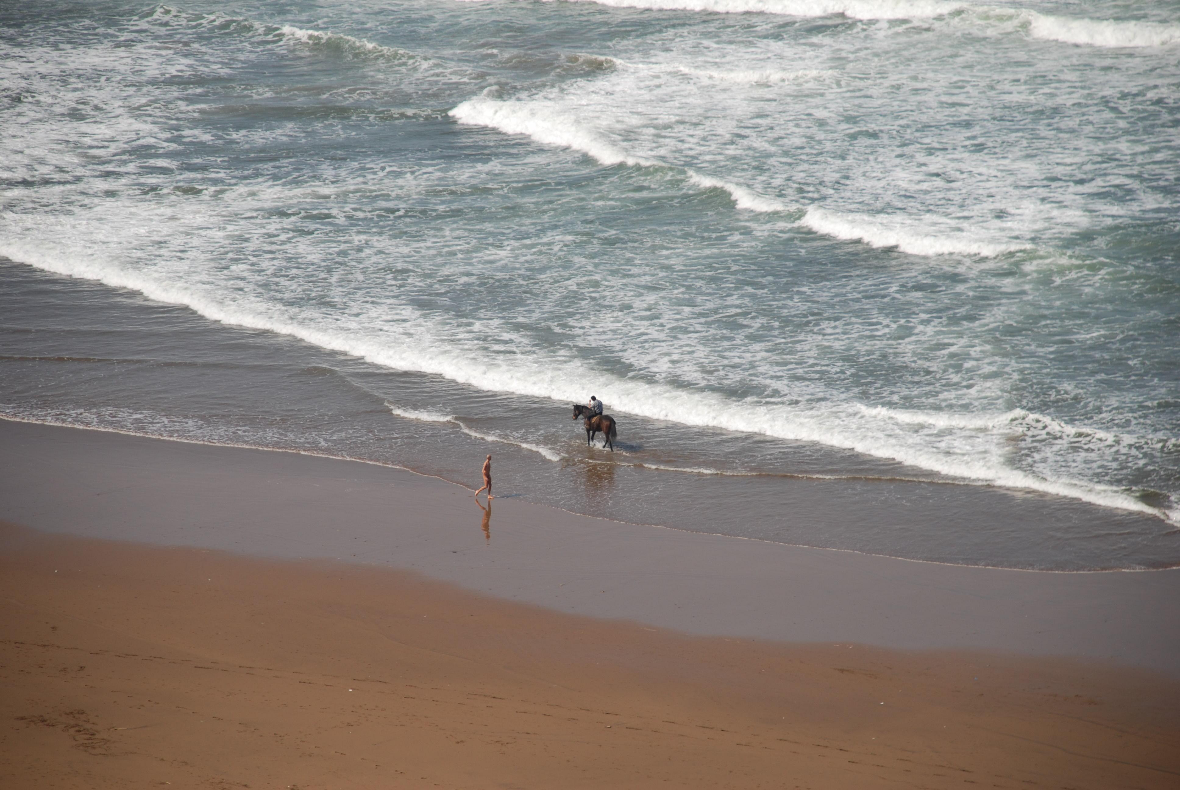 Playa Barinatxe / La Salvaje