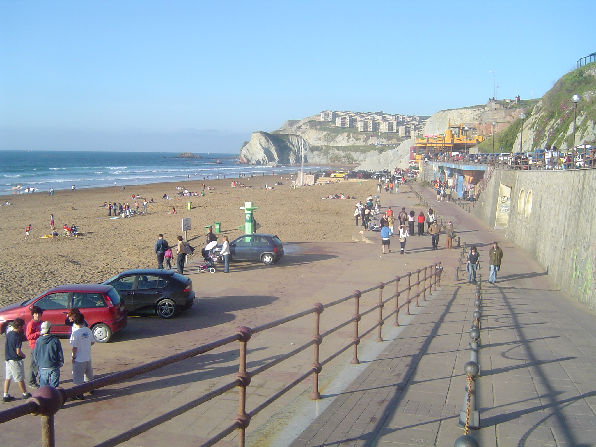 Foto playa Barinatxe / La Salvaje. sopelana playa josetxo19