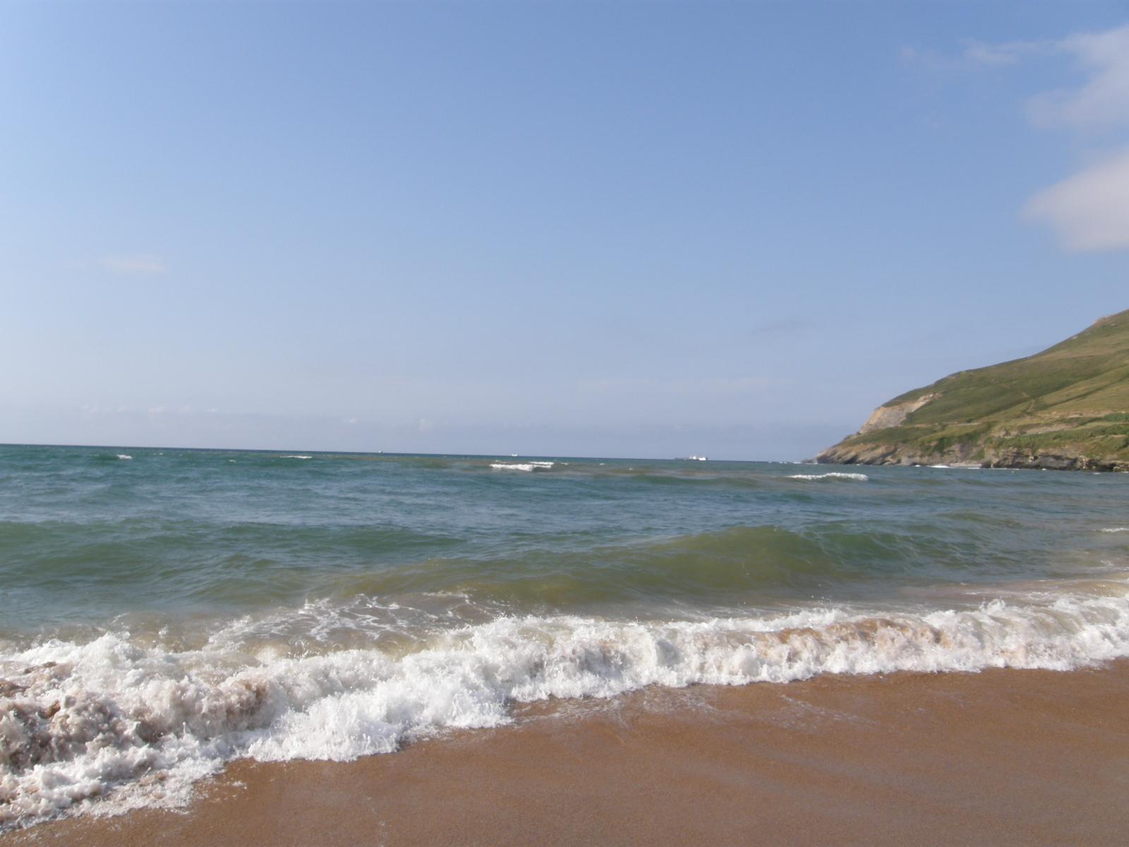 Foto playa La Arena / Somorrostro. Cantabrico
