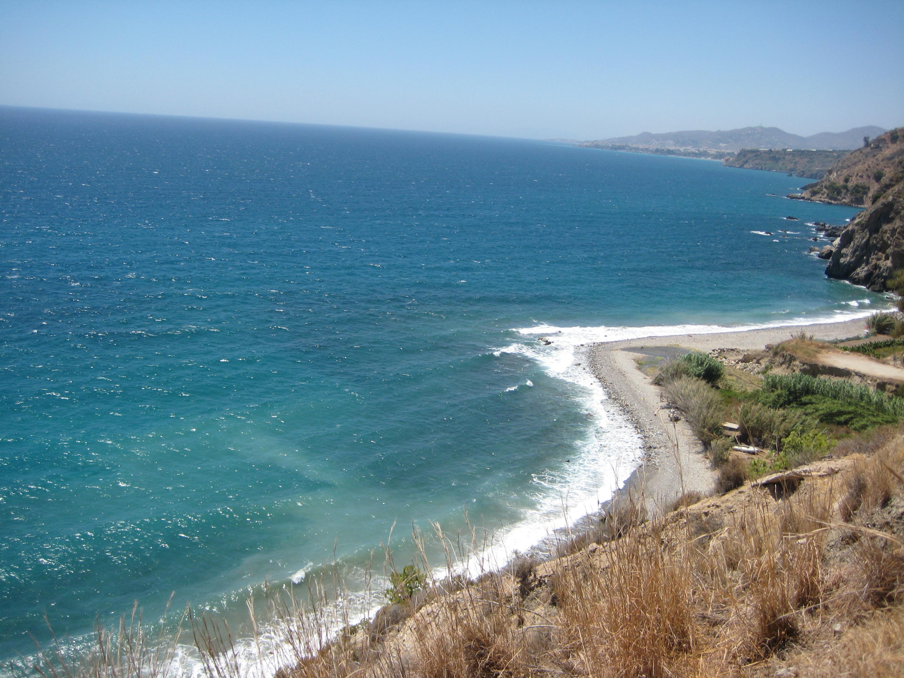 Foto playa Curumbico. Maro