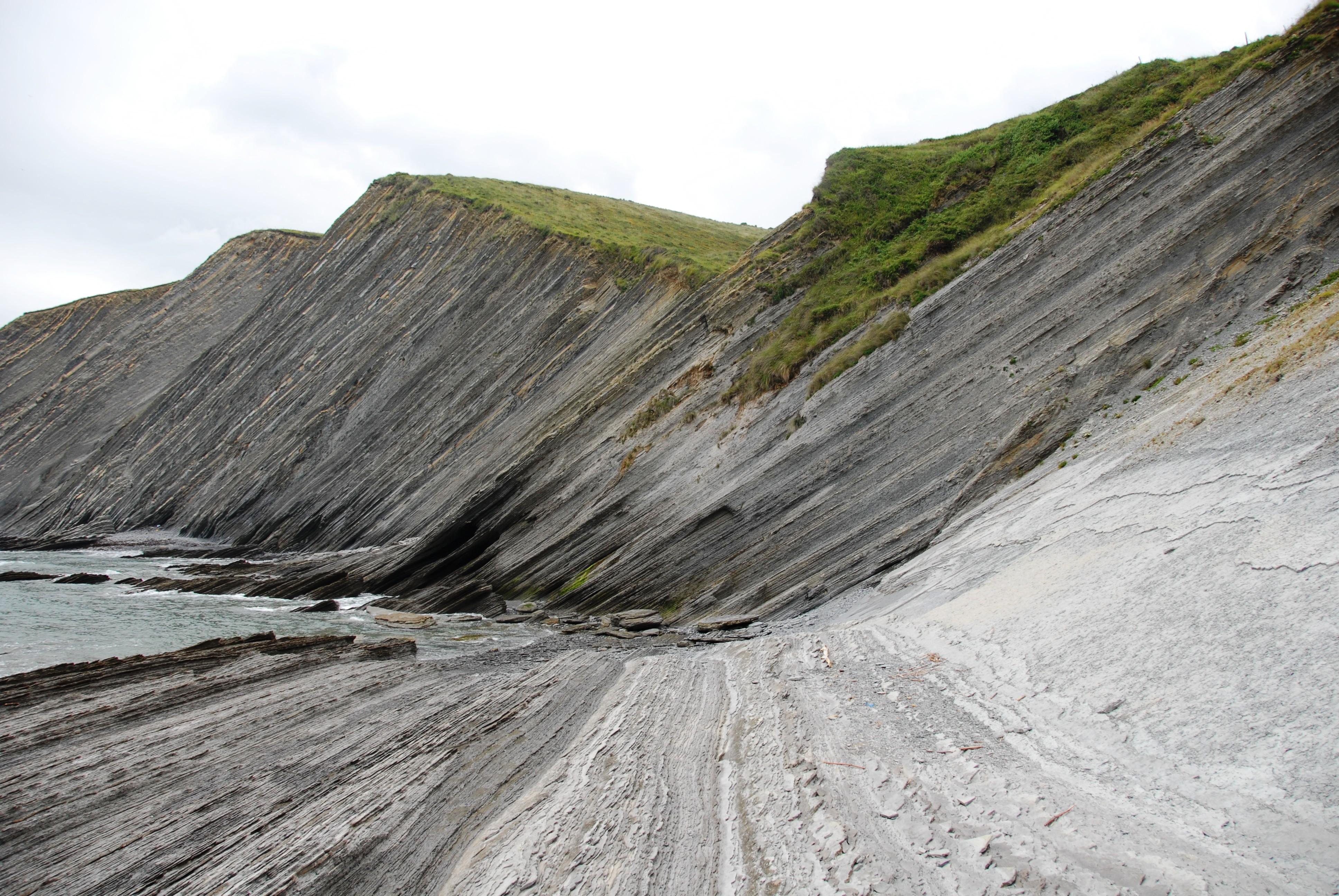 Foto playa Mendata. Sakoneta
