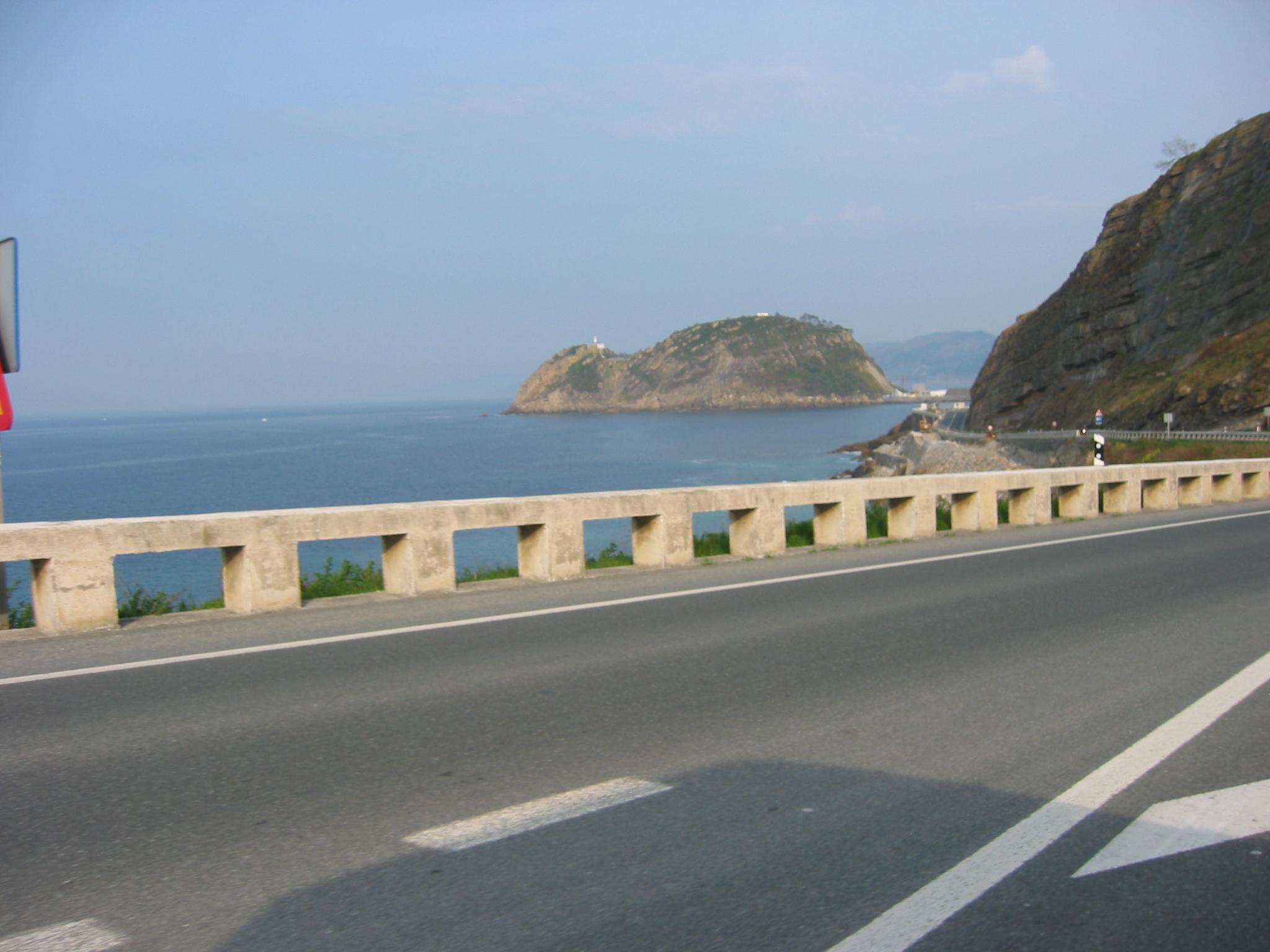 Foto playa Orruaga / Orrua. Getaria