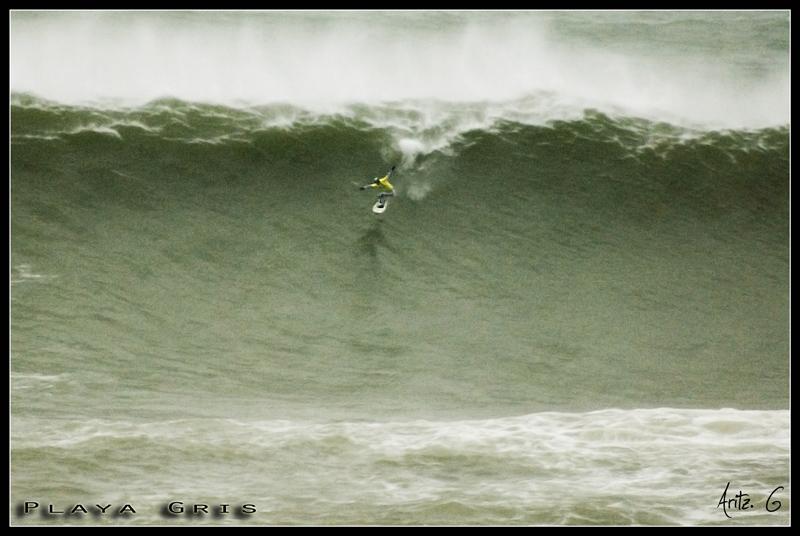 Foto playa Orruaga / Orrua. Playa Gris Aritz Gordo