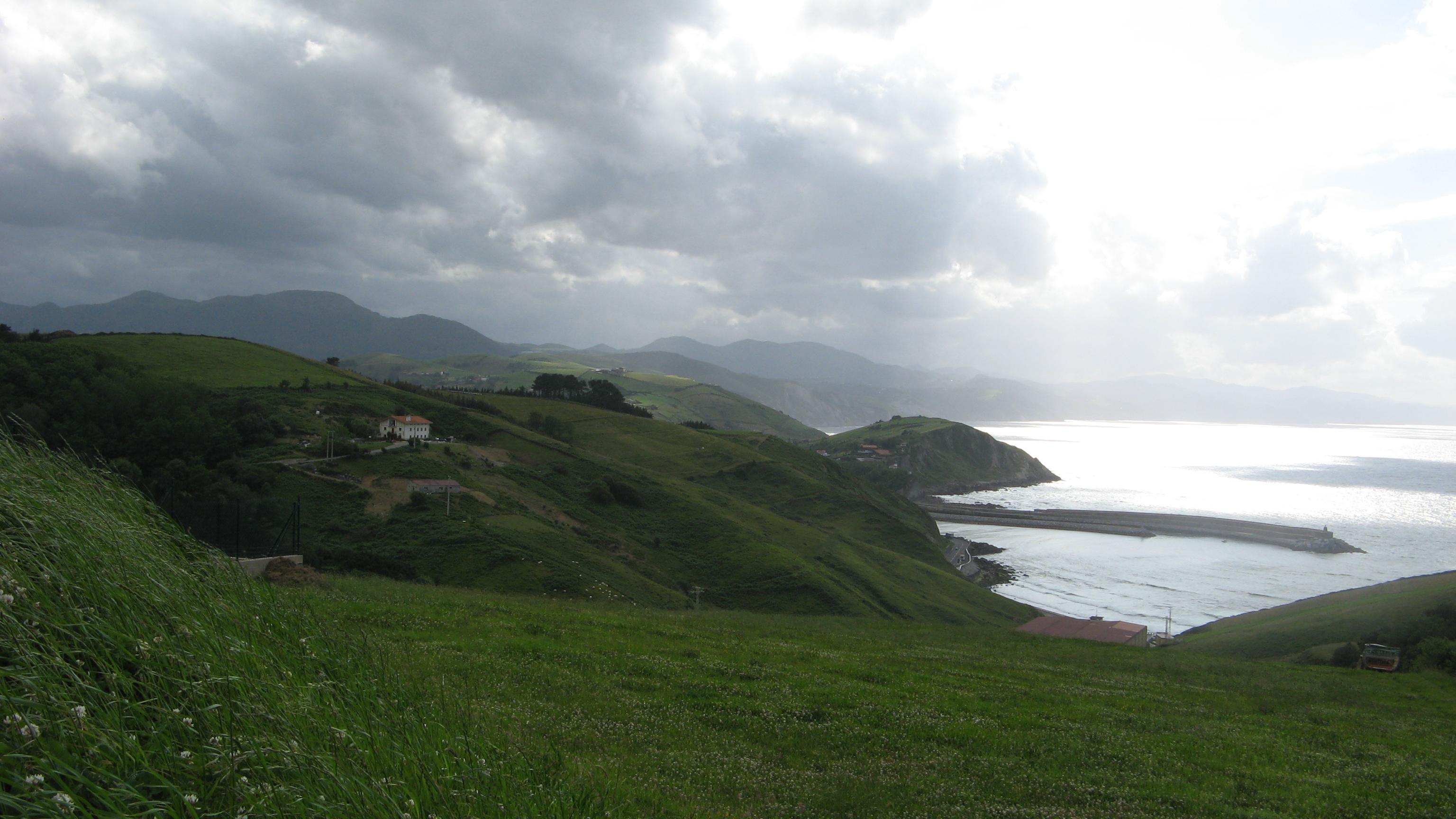 Foto playa Orruaga / Orrua. Askizu, Euskal Herria