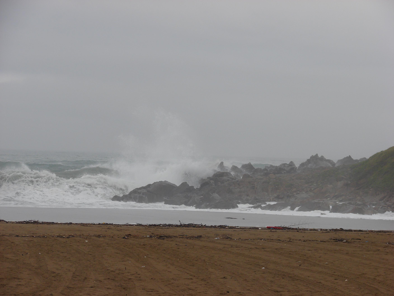 Foto playa Catro Cordas / Aduana. Orio 4