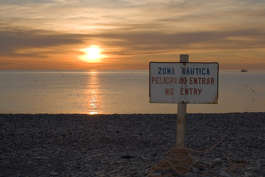 Foto playa Velilla. Almunecar beach1