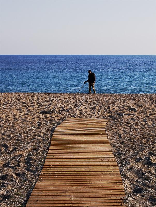 Foto playa Velilla. Almunecar beach