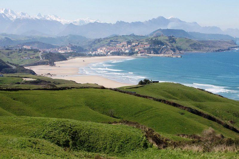 Foto playa Merón.