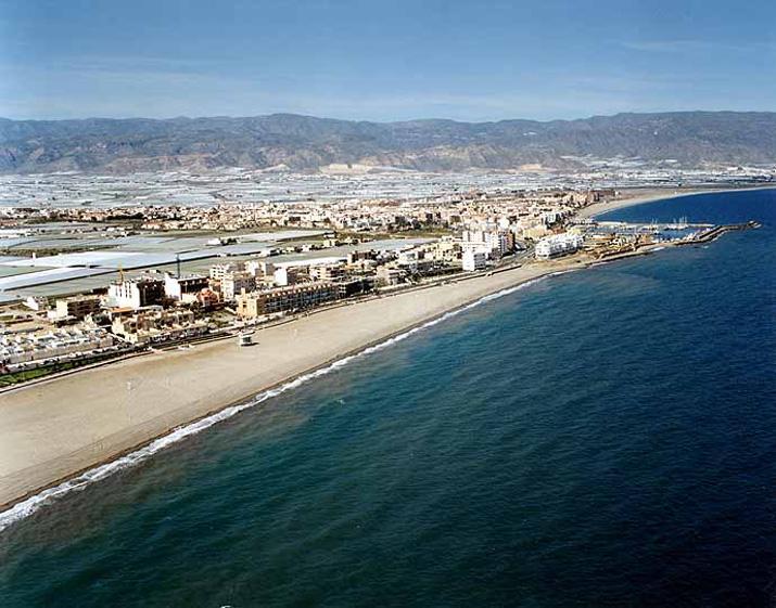 Foto playa La Bajadilla.