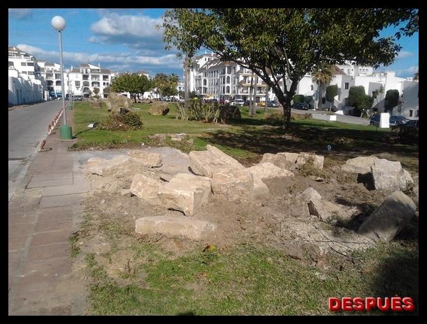 Foto playa La Duquesa / Las Gaviotas.