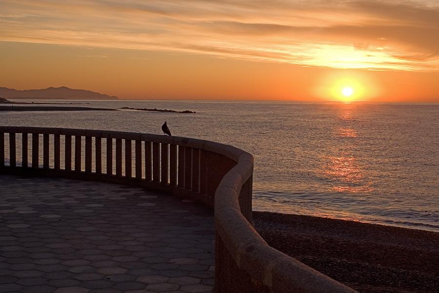 Foto playa Puerta del Mar / Fuentepiedra. Almunecar sunrise2