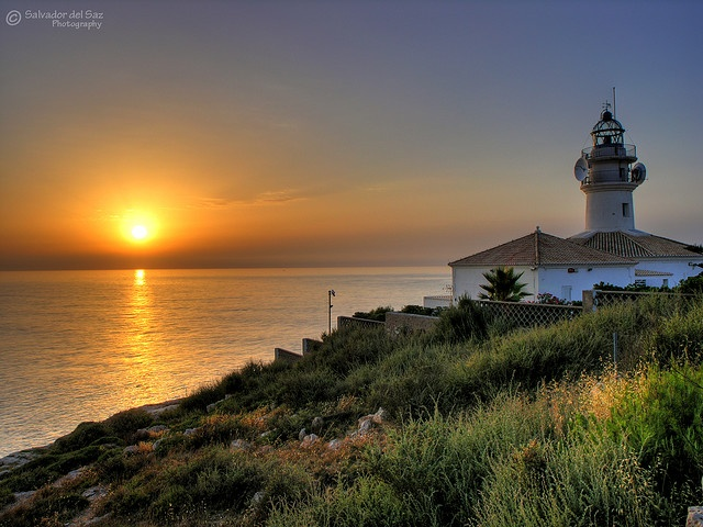 Foto playa El Faro.