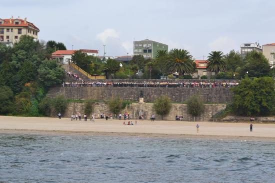 Foto playa Tanxil.