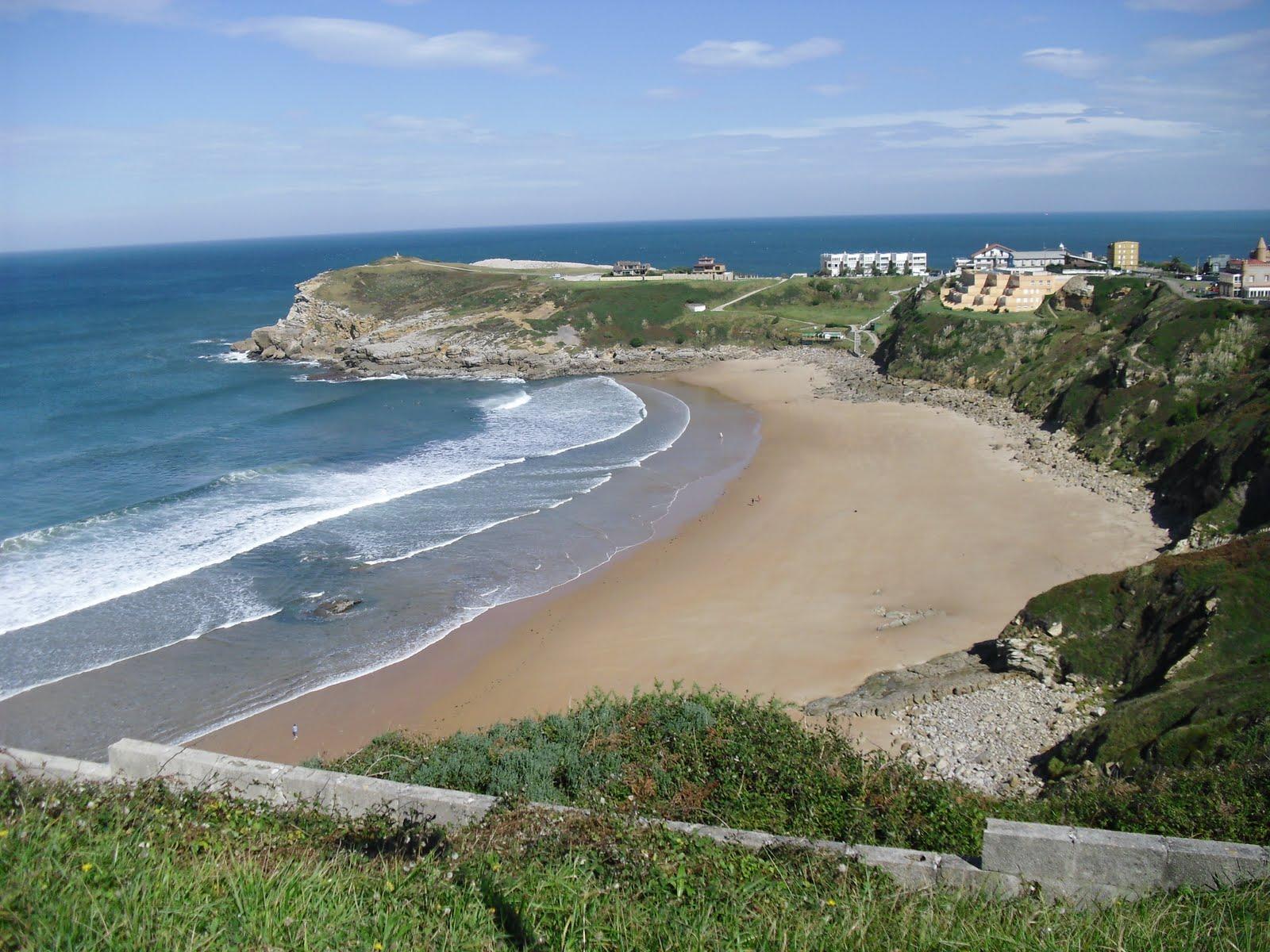 Foto playa Los Locos.