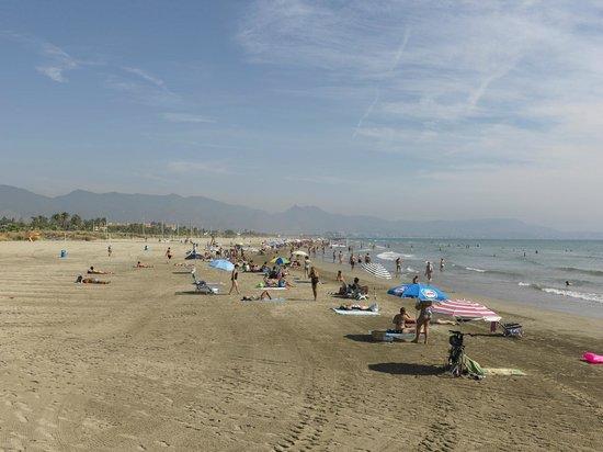 Foto playa Playa del Campas.