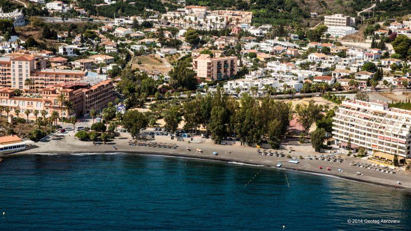 Foto playa Pozuelo.