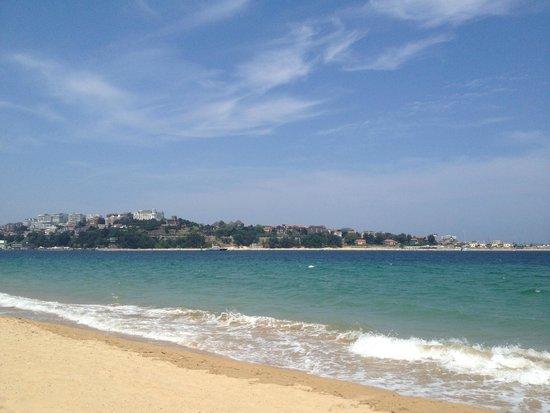 Foto playa El Puntal.