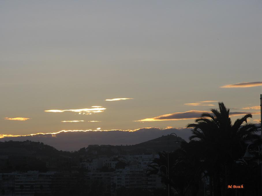 Foto playa Caletilla. almuñecar,puesta 1