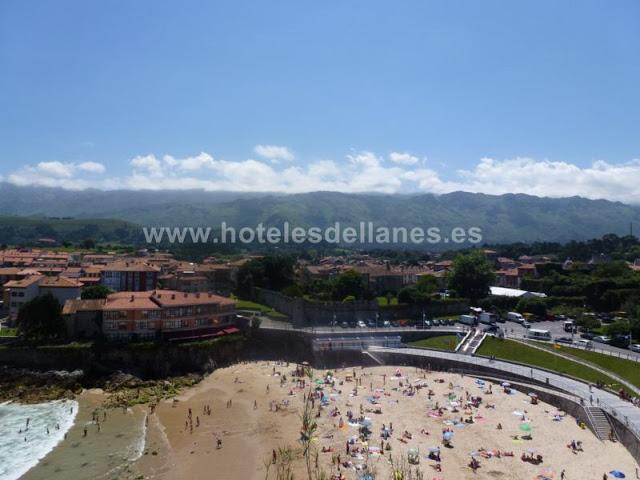 Foto playa El Sablón.