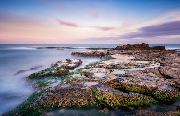 Foto playa Cala de La Zorra.
