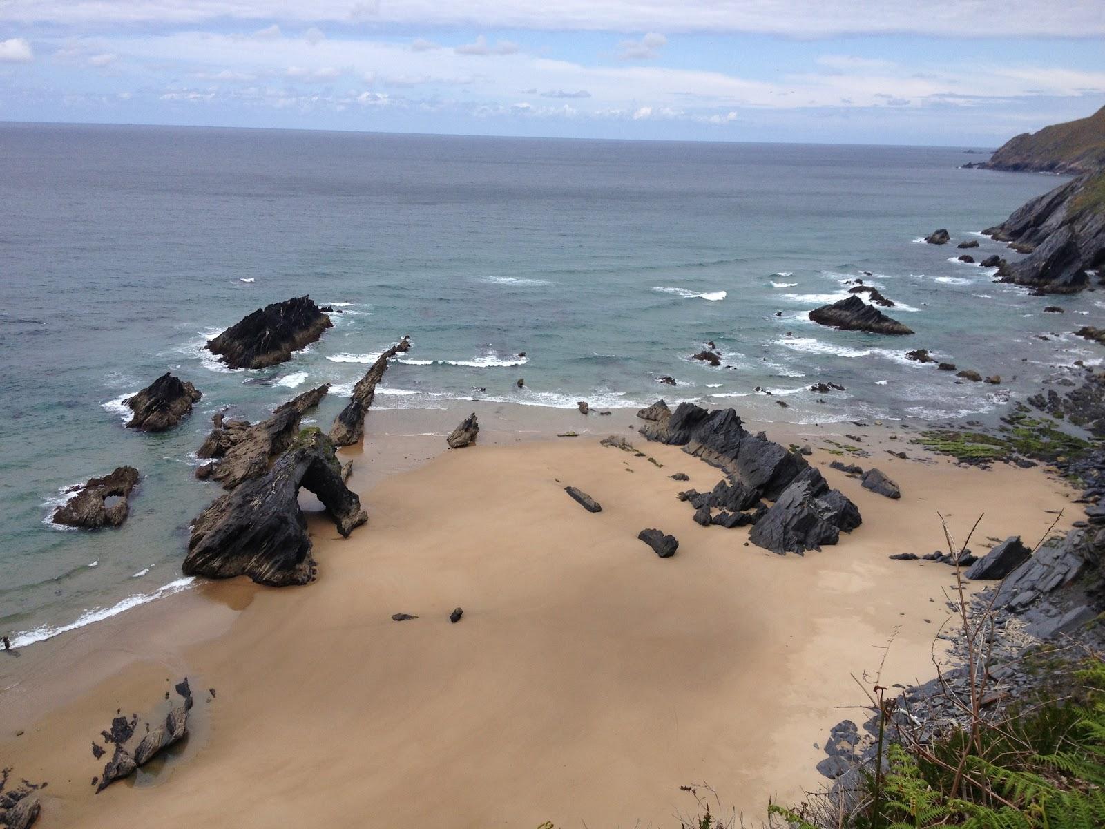 Foto playa Mogor.