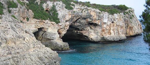 Foto playa Es Perengons Petits.