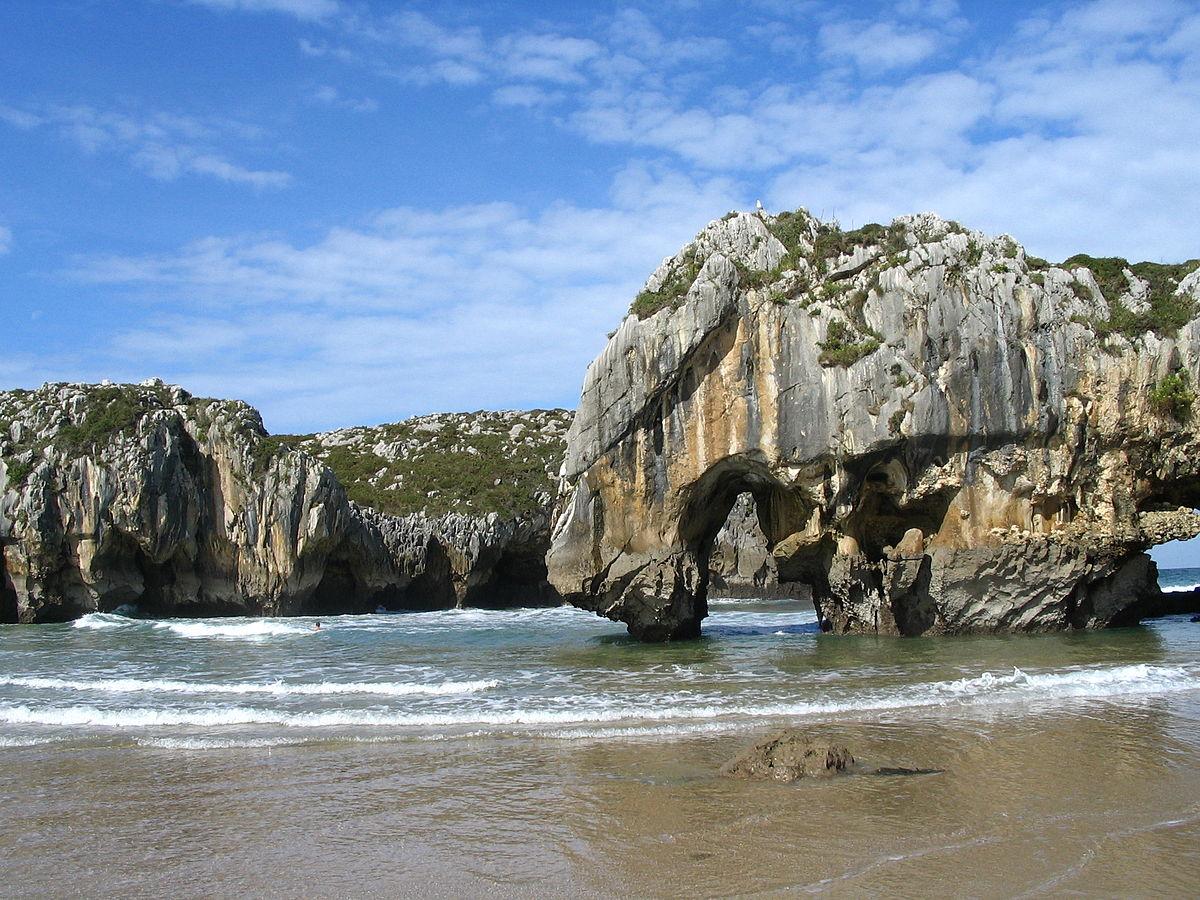 Foto playa La Tayada.