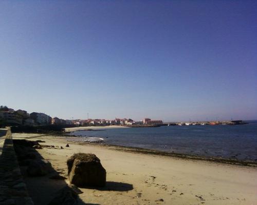 Foto playa Agoeiros.