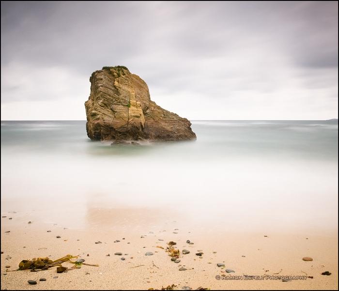 Foto playa Medote.