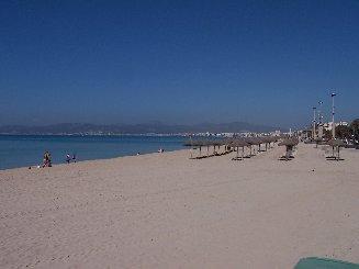 Foto playa El Arenal / S´Arenal de Llucmajor.