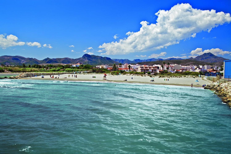 Foto playa Venecia.