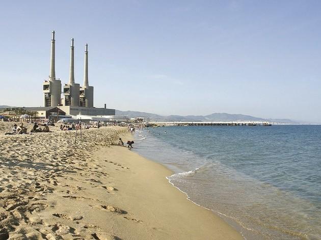 Foto playa L'Astillero.