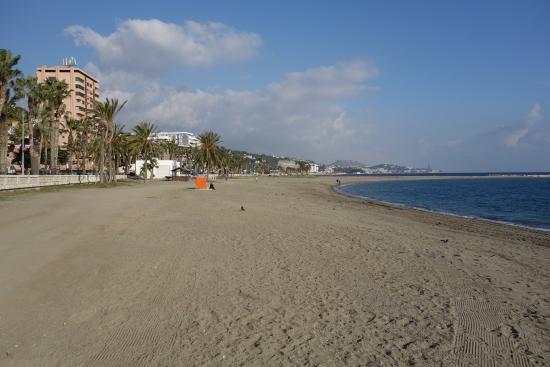 Foto playa La Caletilla.