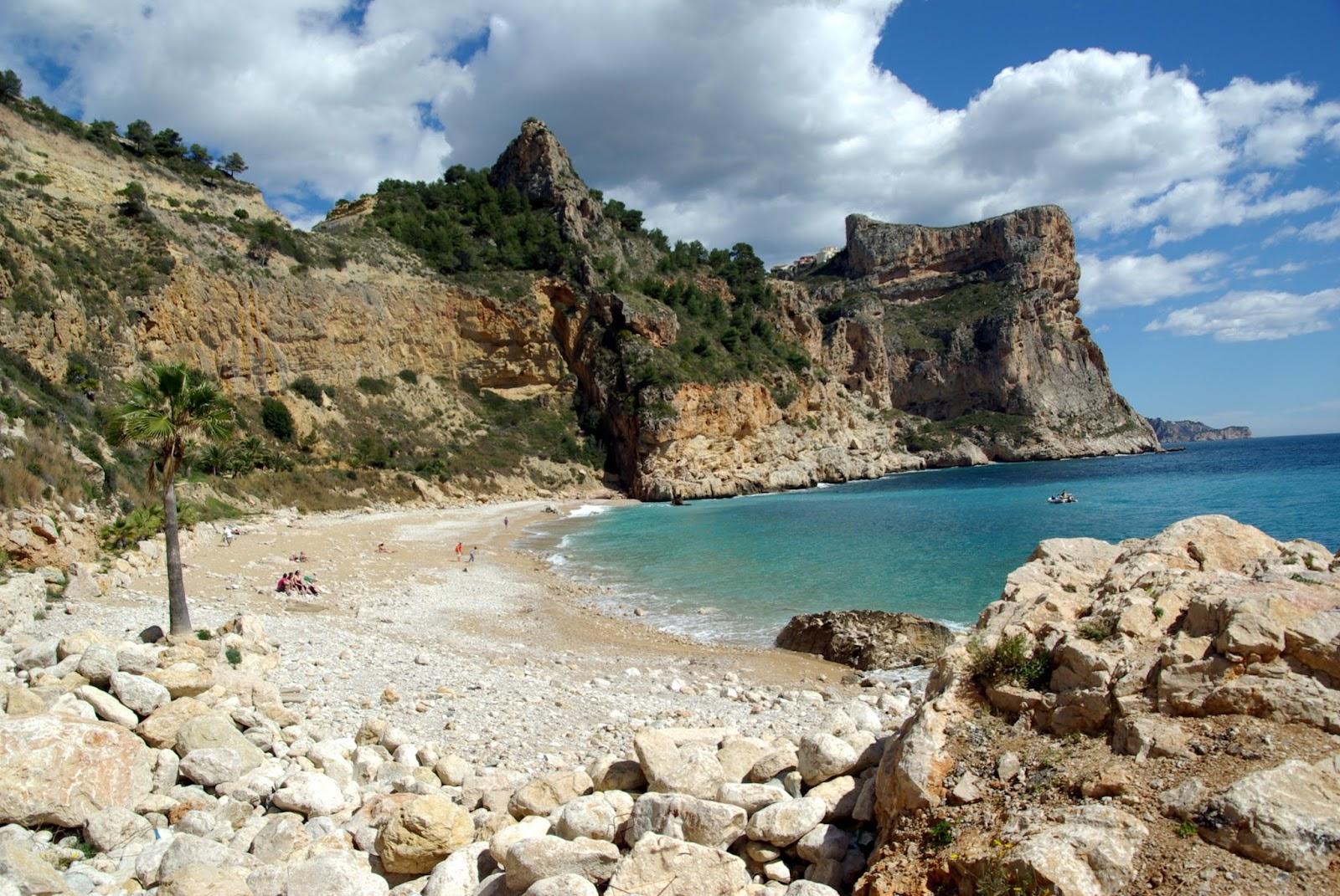 Foto playa Cala del Mallorquí.