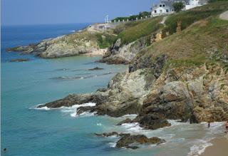 Foto playa Reixa Grande.