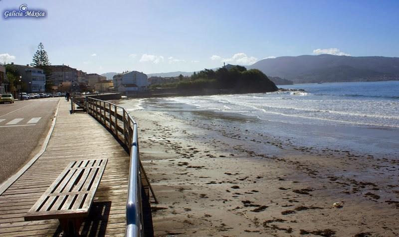 Foto playa Madorra / Castro.