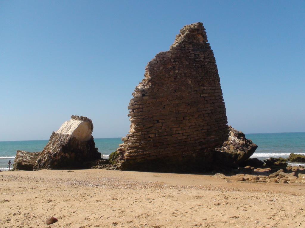 Foto playa Camino Santana.