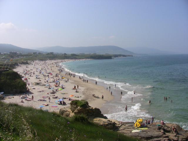 Foto playa Esteiro.