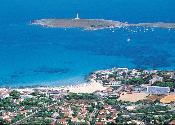 Foto playa Punta Prima.