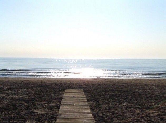 Foto playa Racó de Mar.