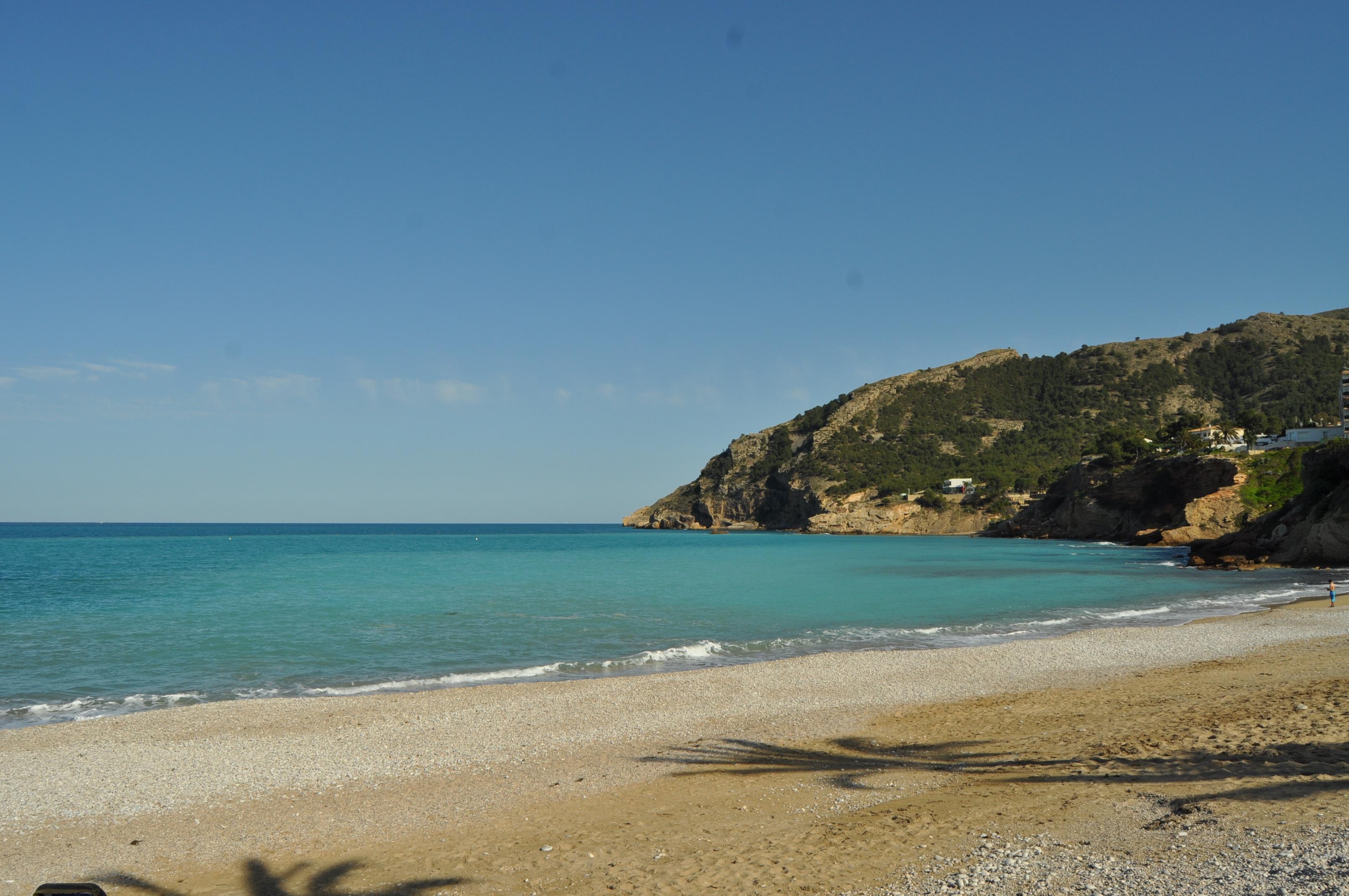 Playa El Albir / Playa del raco del Albir