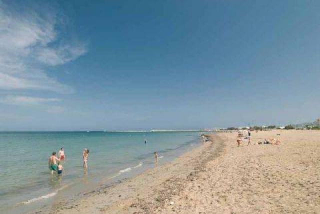 Foto playa Punta del Raset / Playa Nova.