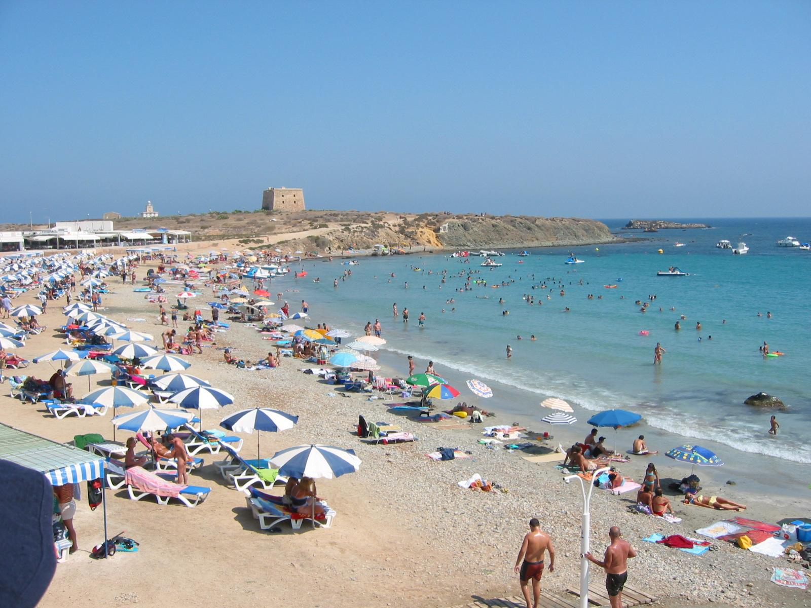 Playa El Rebollo / Les Pesqueres